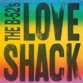 Love Shack [edit] / Channel Z [Digital 45] de The B-52's