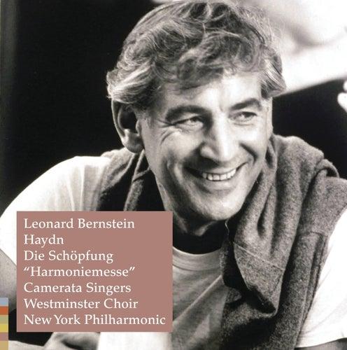 Haydn: Die Schöpfung (The Creation); 'Harmoniemesse' by Various Artists