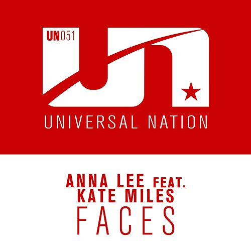 Faces by Anna Lee