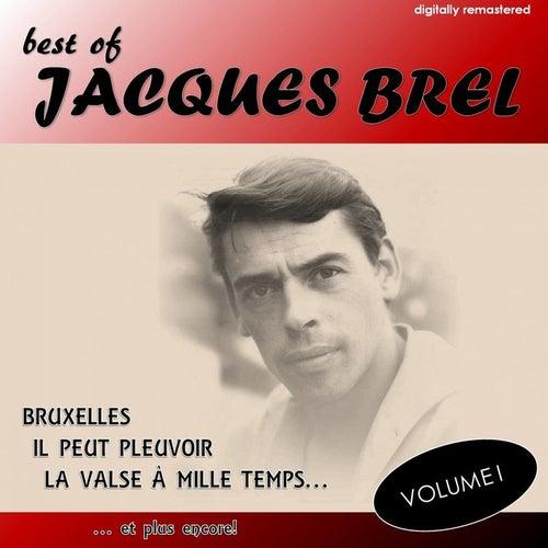 Best Of, Vol. 1 (Digitally Remastered) de Jacques Brel