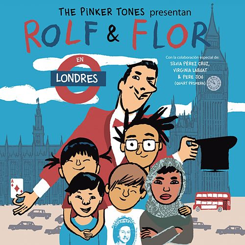 Rolf & Flor en Londres by The Pinker Tones