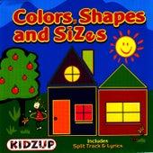 Colors, Shapes and Sizes de Kidzup Educational Music
