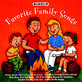 Favorite Family Songs de Kidzup Music