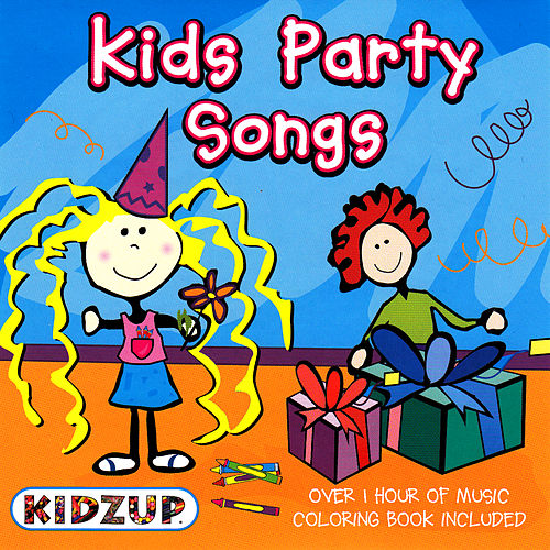 Kids' Party Songs by Kidzup Music