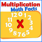 Multiplication Math Facts by Kidzup Educational Music