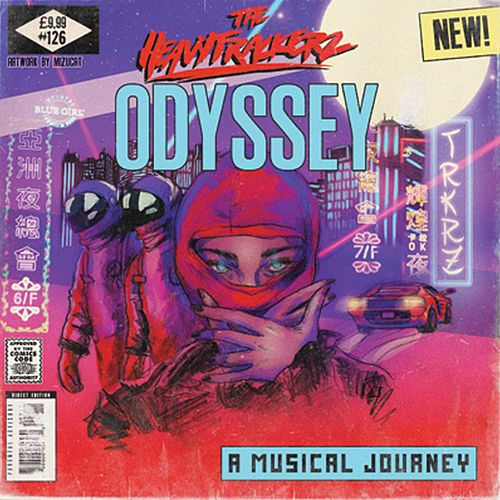 Odyssey Reloaded (Instrumentals) by The HeavyTrackerz