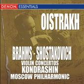 Brahms: Violin Concertos, Op. 77 - Shostakovich: Violin Concertos, Op. 129 by Various Artists