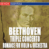 Beethoven: Concertos for Violin, Piano, Cello, & Romance for Violin and Orchestra by Various Artists