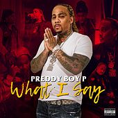 What I Say by Preddy Boy P
