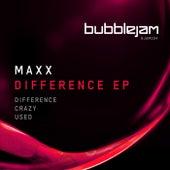 Difference - Single von Maxx