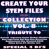 Create Your Stem Files Collection Vol 8 (Special Instrumental Versions And tracks with separate sounds [Tribute To One Direction-Dua Lipa-U2-Justin Bieber Etc..]) by Express Groove