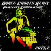 Dance Charts Remix Playlist Compilation 2017.2 di Various Artists