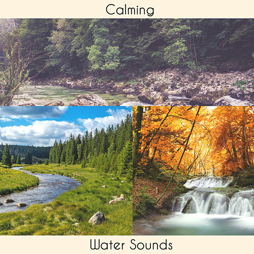 Calming Water Sounds von Various Artists
