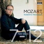 Mozart: Sonatas 7 - 12 di Roberto Prosseda