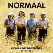 Gewoon Deurdonderen 1977-1984 (2017 Remaster) van Normaal