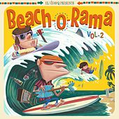 BEACH-O-RAMA vol2 de Various Artists