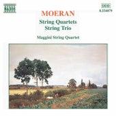 String Quartets/String Trio by E. J. Moeran