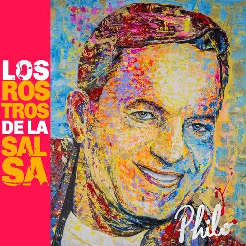 Los Rostros de la Salsa by Tito Gomez