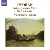 DVORAK, A.: String Quartets, Vol. 8 (Vlach Quartet) - No. 3 by Vlach Quartet Prague