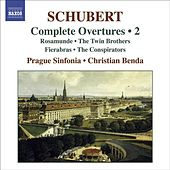 SCHUBERT, F.: Overtures (Complete), Vol. 2 (Prague Sinfonia, Benda) by Christian Benda