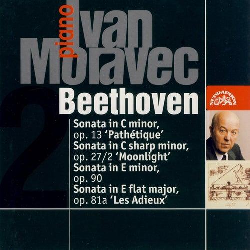 Ivan Moravec Plays Beethoven by Ivan Moravec