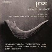 SCHOENBERG, A.: Kol Nidre / BERNSTEIN, L.: Halil / BLOCH, E.: Baal Shem / ZEISL, E.: Requiem Ebraico (Remembrance) by Various Artists