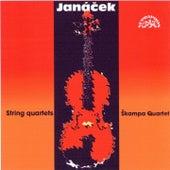 Janacek: String Quartets Nos. 1 & 2 de Skampa Quartet