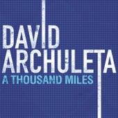 A Thousand Miles de David Archuleta