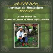 Lorenzo de Monteclaro ...de Mil Amores con la Banda la Costeña de Ramón López Alvarado de Lorenzo De Monteclaro