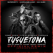 Juguetona (Remix) de Yomo