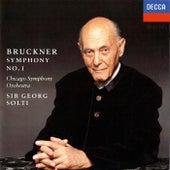 Bruckner: Symphony No. 1 de Sir Georg Solti