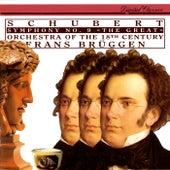 Schubert: Symphony No. 9 by Frans Brüggen