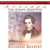 Arriaga: The String Quartets by Guarneri Quartet