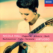 Virtuoso Guitar Transcriptions by Nicola Hall