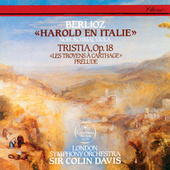 Berlioz: Harold In Italy; Tristia; Les Troyens à Carthage - Prelude von Sir Colin Davis