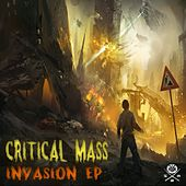 Invasion - Single by Critical Mass