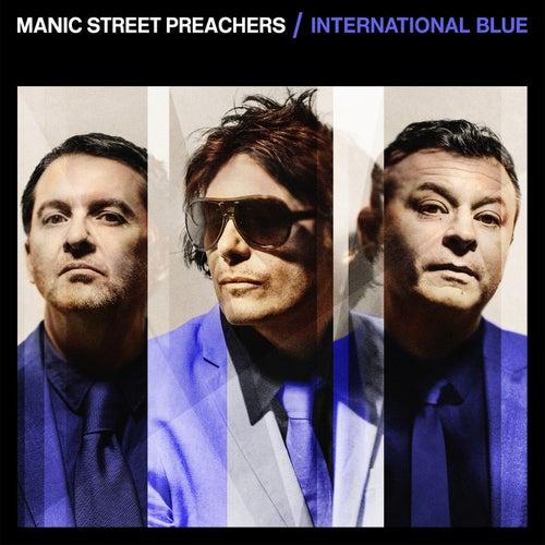 International Blue de Manic Street Preachers