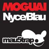 Nyce / Blau von Moguai