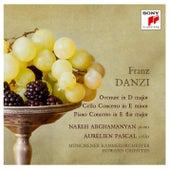 Danzi: Ouverture, Cello Concerto & Piano Concerto by Howard Griffiths