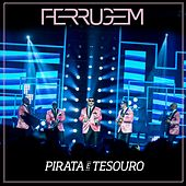 Pirata e tesouro by Ferrugem