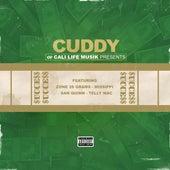 Success  (feat. Zone 28 Grams, Missippi, San Quinn & Telly Mac) von Cuddy