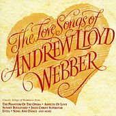 The Love Songs of Andrew Lloyd Webber de Various Artists