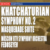 Khatchaturian: Masquerade Suite - Symphony No. 2 by Various Artists