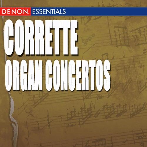 Corrette: Six Organ Concertos by Slowakisches Kammerorchester
