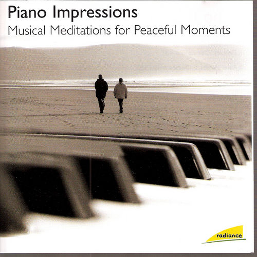 Piano Impressions - Musical Meditations for Peaceful Moments by Oliver Colbentson