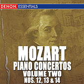 Mozart: Piano Concertos - Vol. 2 - Nos. 12, 13 & 14 by Various Artists