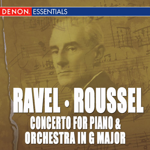 Ravel: Piano Concertos - Roussel: Piano Concertos by Various Artists