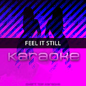 Feel It Still (Originally performed by Portugal. The Man) [Karaoke Version] - Single by Chart Topping Karaoke (1)