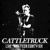 Live Ormond Hall 1986 de Cattletruck