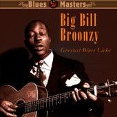 Greatest Blues Licks by Big Bill Broonzy